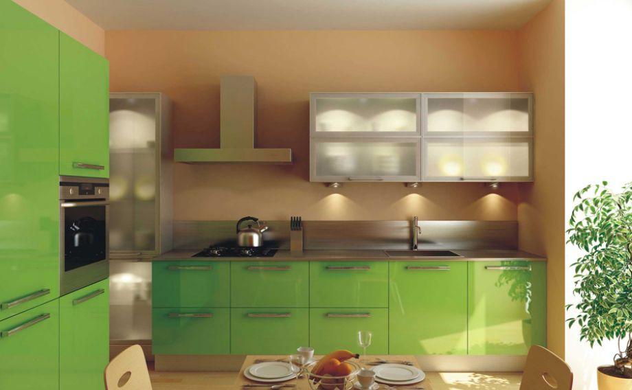 Ремонт кухонной мебели замена фасада